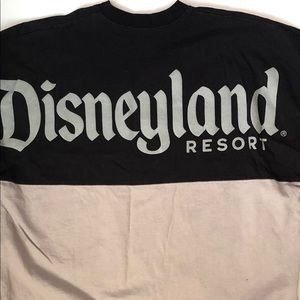 DISNEYLAND SPELL OUT LONG SLEEVE T-SHIRT